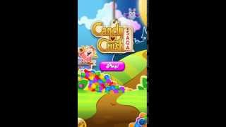 Candy Crush Saga Life Refilling trick, instant life refill, for android...