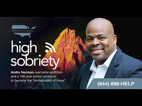 High Sobriety Ep. 45 - Andre Norman