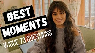 CAMILA CABELLO: Vogue 73 Questions BEST HIGHLIGHTS
