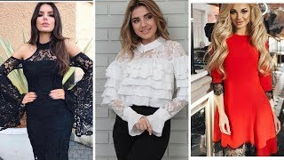 Clothes For Plus Size Women -  Curvy model, fashion Style