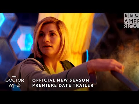 Official New Season Premiere Date Trailer | Doctor Who | New Year's Day at 8pm | BBC America