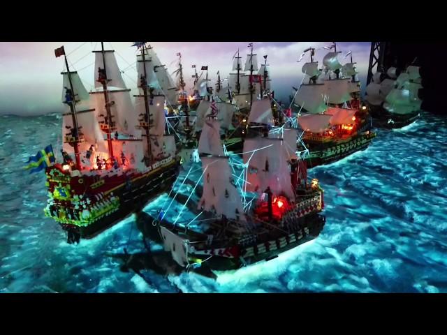Исторический музей Лего в Кракове - Krakow Lego museum HistoryLand