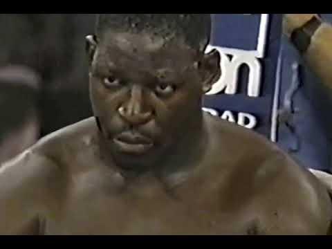 1992 06 26 Donovan Razor Ruddock vs Phil Jackson