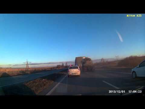 Странный груз. г. Южноуральск, Челябинская обл. 1 декабря 2013