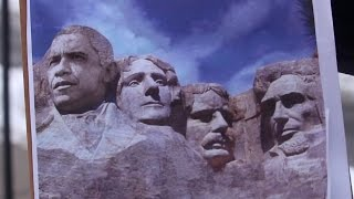 Millennials say: Add Obama to Mount Rushmore!