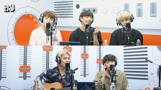 [Super K-Pop] WE IN THE ZONE (위인더존)'s Singin' Live 'LOVE LOVE LOVE'