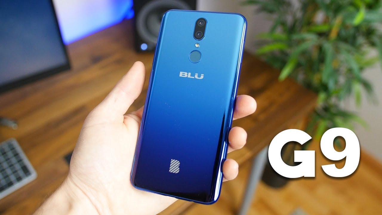 blu g9 review style