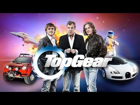 официальный сайт BBC Top Gear в России