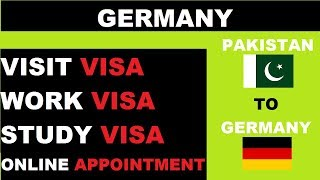 How to Book an Appointment for German Embassy | Apply For German Visa