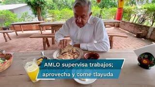 El presidente Andrés Manuel López Obrador señaló que el proyecto busca unir el comercio entre los países de Asia con la costa Este de Estados Unidos, y en donde se pretende crear 10 parques industriales