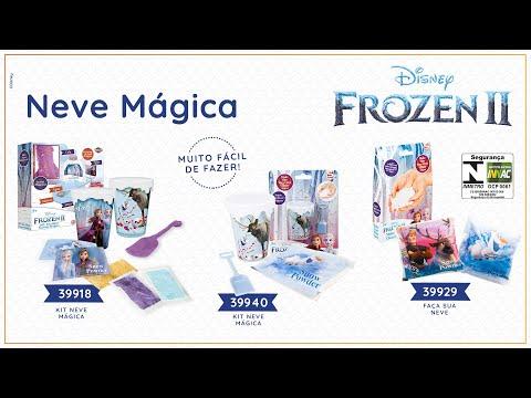 Frozen 2 - Neve Mágica (Ref. 39940)