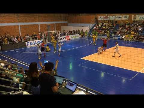 Catarinense: Jaraguá 5x3 Blumenau Futsal