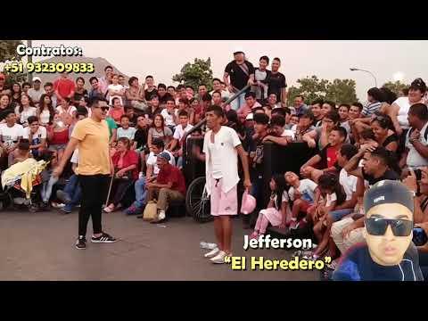 Los Herederos De La Risa RENOVADOS! | Comicos Ambulantes 2018 | Chabuca Granda