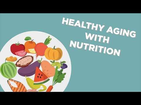 Heart Healthy Aging with Nutrition