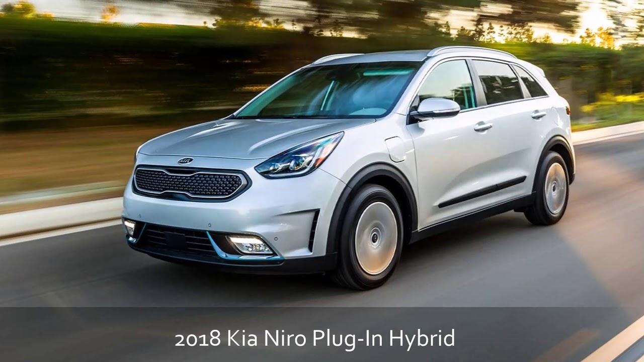 2018 Kia Niro Plug In Hybrid At Halleen Kia Serving North