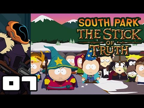 Let's Play South Park: The Stick of Truth - PC Gameplay Part 7 - I Can't Censor All Of This!