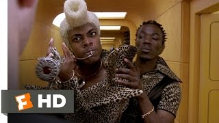 Korben Meets Ruby Rhod - The Fifth Element (6/8) Movie CLIP (1997) HD