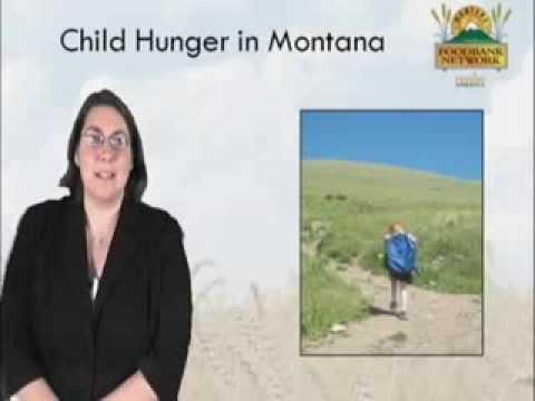 Montana Food Bank Network Backpack Program Part 1