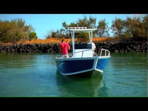 Plate Aluminium Boat - Sea Jay 5.6 Preda King