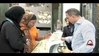 Dewunmi Iberu Gets Caught In Dubai