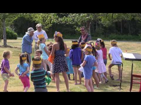 Lopez Island Library 36th annual Teddy Bear Picnic