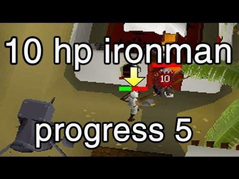 10HP IM Progress Vid 5: Questing part 1/2