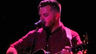 """Dustin Kensrue - """"Round Here"""" [Counting Crows cover acoustic] (Live in Santa Ana 12-16-15)"""