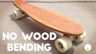 How To Build A Penny Board | Modern Builds | Ep. 9 | With Template