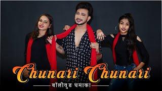 Chunari Chunari Dance Video | 90's Hit  Bollywood Dhamaka | Vicky Patel Choreography