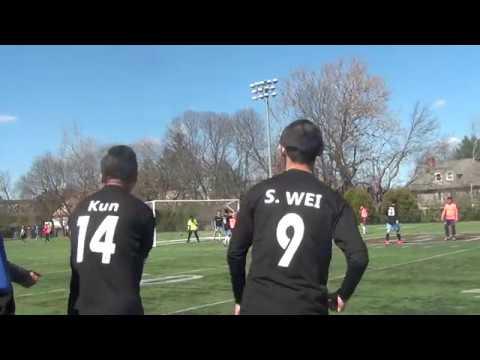 2018 常春藤杯(Ivy Cup) 小组赛  Johns Hopkins 2 : 1 Harvard (second half)