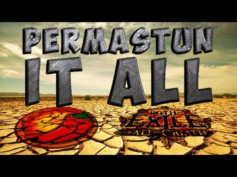 Path of Exile [3.0]: Permastun It ALL!! [Including Shaper]