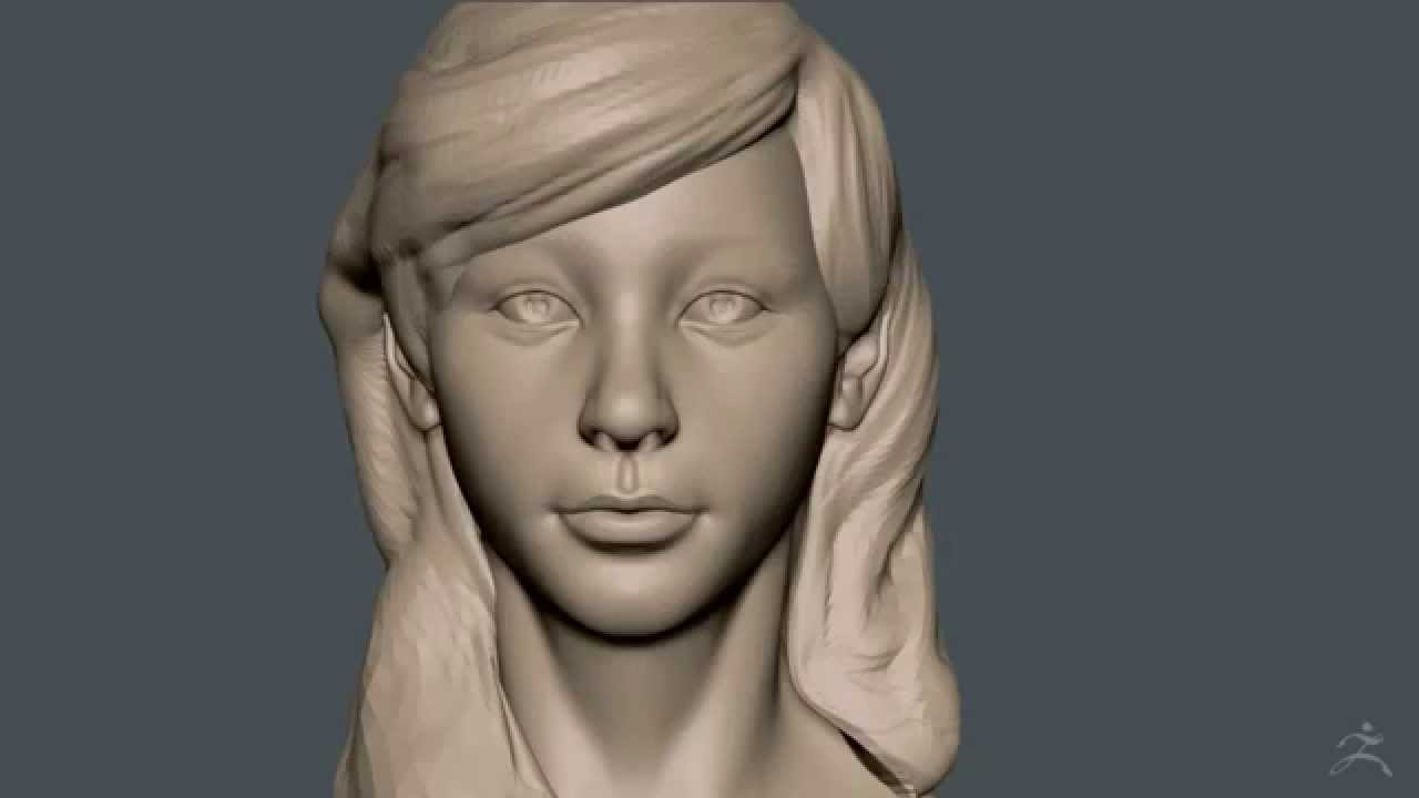 how to add poyls when sculpting zbrush