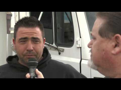 RacersGuide.com Interviews Ryan Godown New Egypt Speedway Modified Racer