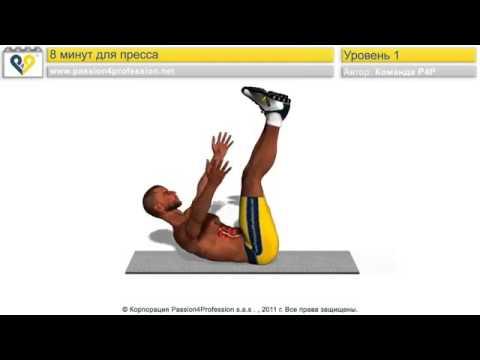 Вольные упражнения (мужчины)