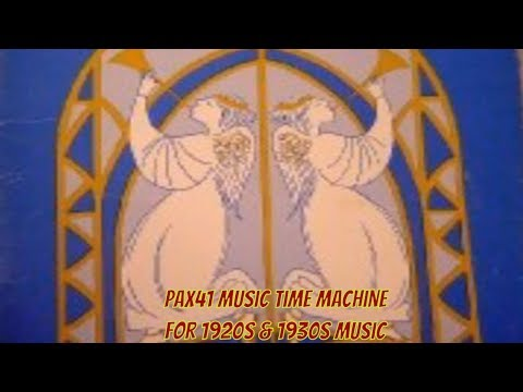 Trinity Choir   1920s Christmas Music  Hymns & Carols Pt 3  @Pax41