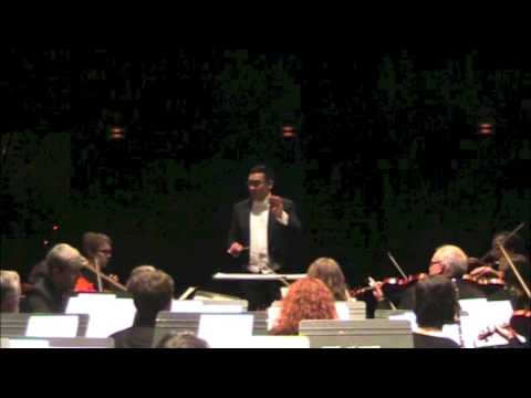 Lux Aeterna - Morten Lauridsen - University of Regina Orchestra and combined choirs