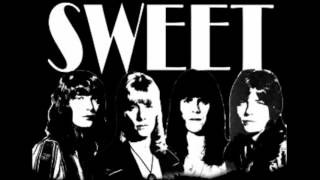 Burn on the Flame by The Sweet (1974)  with a Who jingle (1967)