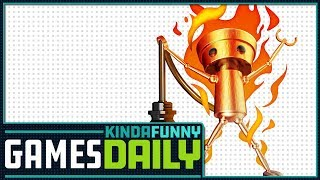Nintendo Teases Cause Chaos - Kinda Funny Games Daily 01.10.18
