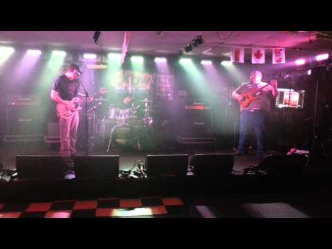 Les Sapins Verts Live @ Molson Canadian Nova Scotia Music Week 2012 (Lac d'Eau Clare Monster/Tower)