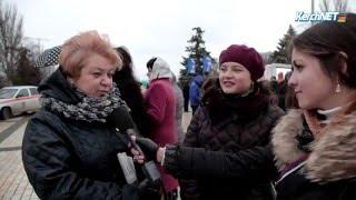 Слово Президента важно: керчане слушали обращение Владимира Путина