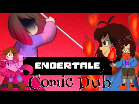 36321 >> Endertale Frisk vs Betty Comic Dub - YouTube