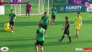 Highlight  Vòng 1 Vô Địch Sân 7 HN KV3 : FC MEN - Văn Minh SUPPORTER