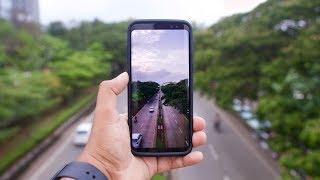 Samsung Galaxy S8 Camera Review