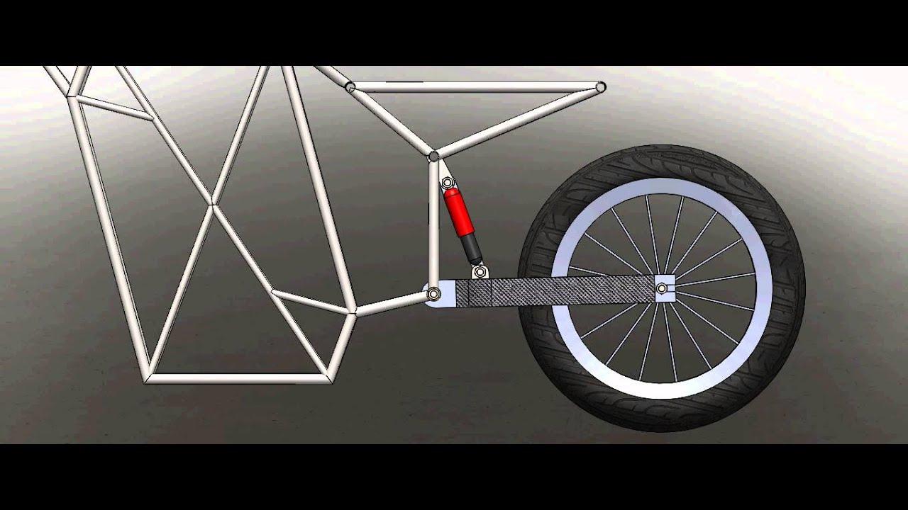 Swingarm Assembly Animation