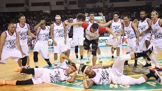 The PBA North All-Stars got the moves! | PBA All-Star 2019