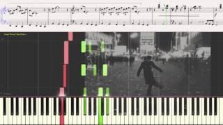 Jazz Miniature - Mark Nevin (Ноты и Видеоурок для фортепиано) (piano cover)