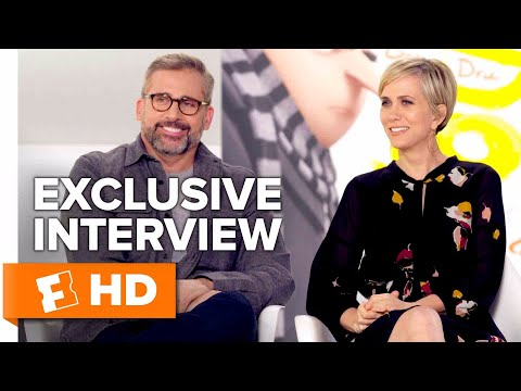What Are Steve and Kristen's Most Despicable Traits? - Despicable Me 3 (2017) Interview | All Access