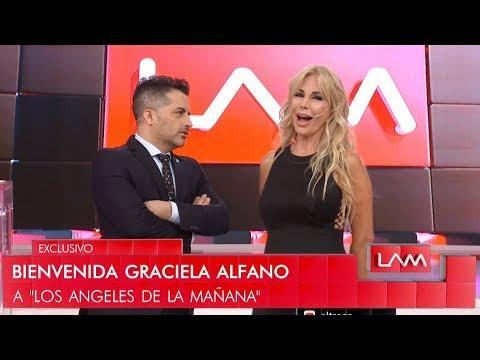 Los ángeles de la mañana - Programa 200519 - Graciela Alfano la nueva angelita