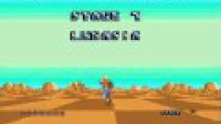 Amiga Longplay Space Harrier