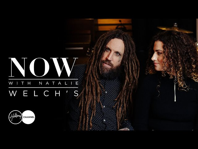 Brian 'Head' Welch From KORN Speaks About His Freedom From Addiction & Faith | Now With Natalie